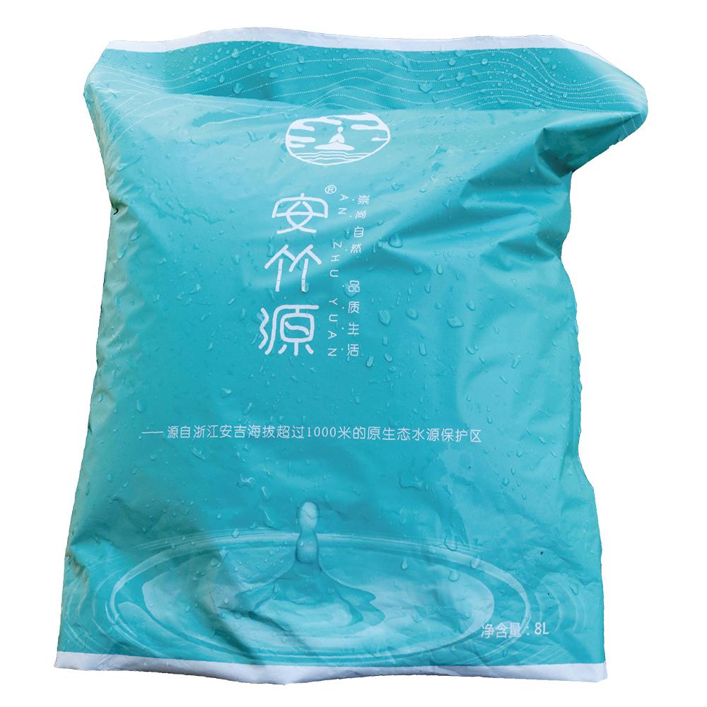安喜水业,安竹源袋装水